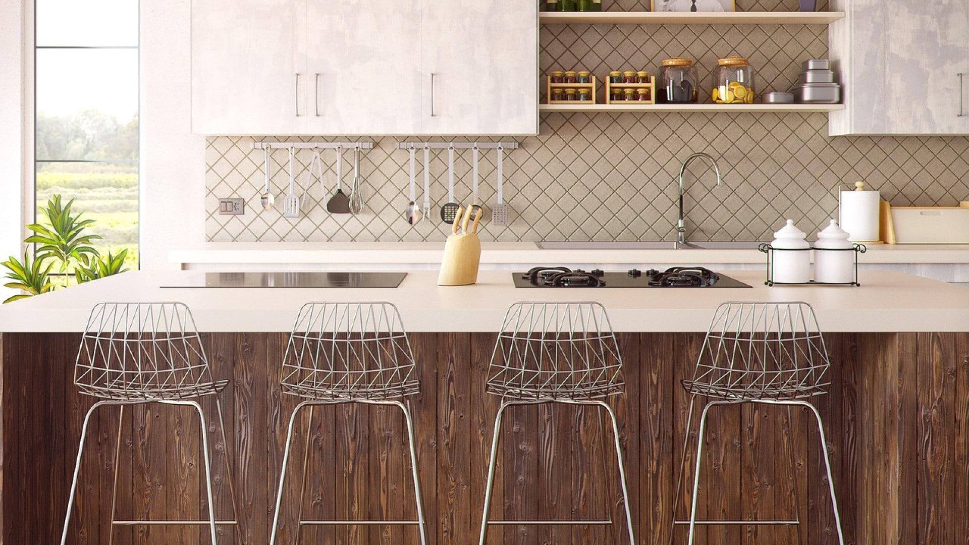 Comment peindre le carrelage mural de votre cuisine ?